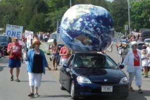 parade -car
