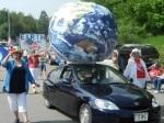 parade -closeup car